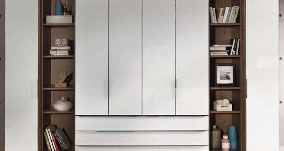 L'armoire est le meuble qui se remplace le plus souvent après un déménagement